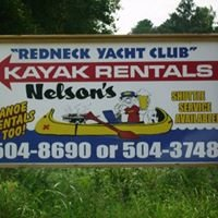 Redneck Yacht Club Canoe & Kayak Rental