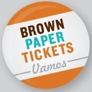 Vamos Brown Paper Tickets