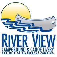 River View Campground & Canoe Livery on the Rifle River