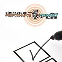 Déménagement Performance/Arsenault Transport
