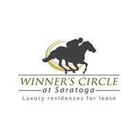 Winner's Circle at Saratoga