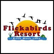 Flickabirds Resort East Rush Lake