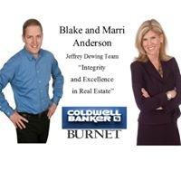Blake and Marri Anderson - Coldwell Banker Burnet