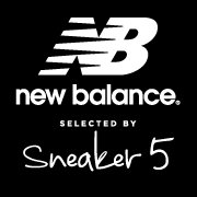 New Balance selected by Sneaker 5