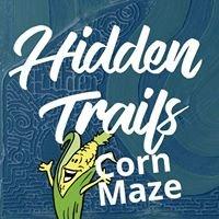 Hidden Trails Corn Maze