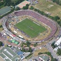 Fotbalový stadion za Lužánkami v Brně