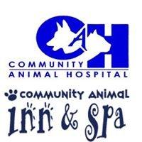 Community Animal Hospital and Inn & Spa