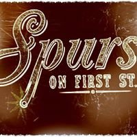 Spurs on First