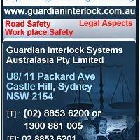 Guardian Interlock Australia - Drinking Driving Prevention Interlock System