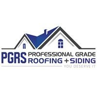PGRS: Professional Grade Roofing + Siding