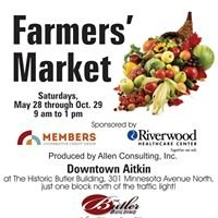 Aitkin Farmers' Market at Butlers