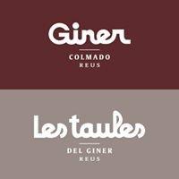 Colmado Giner - Les taules