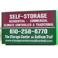 Storage Center on Sullivan Trail