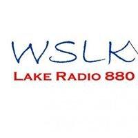 WSLK Lake Radio 880 AM and 98.3 FM