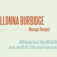 Llonna Burbidge Massage