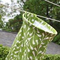 Pink Tag Sewn Goods by Marisa Prince