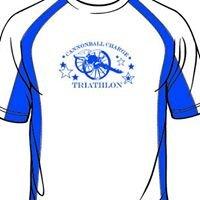 Cannonball Charge Triathlon