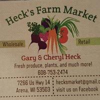 Heck's Farm Market