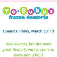 Yo - Bubbs Frozen Yogurt