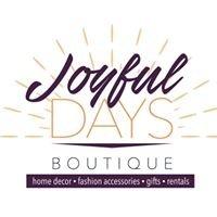 Joyful Days Boutique