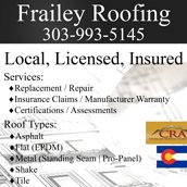 Frailey Roofing