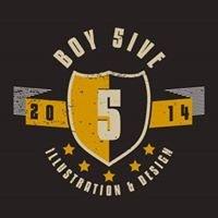 Boy5ive Illustration & Design