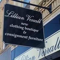 Lillian Verrall New Clothing Boutique & Consignment Furniture
