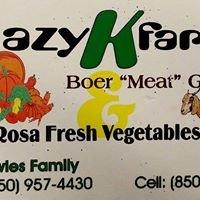 LAZY K FARM