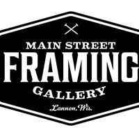 Main Street Framing Gallery Lannon