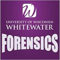 UW-Whitewater Forensics