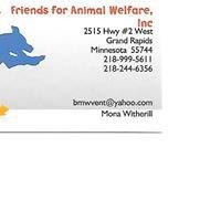 Friends for Animal Welfare, Inc