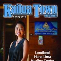Kailua Town Magazine