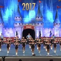 St. Cloud State University Sideline and Competition Cheer Team