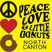 Peace, Love & Little Donuts of NORTH CANTON