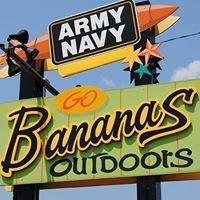 Bananas Army Navy
