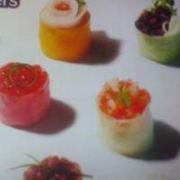 K Asian Bistro sushi bar