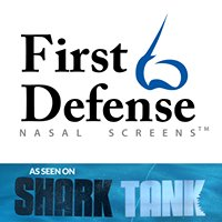 First Defense Nasal Screens