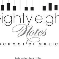 Eighty Eight Notes School of Music