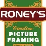Roney's Creative Picture Framing