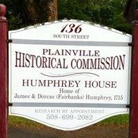 Plainville Historical Commission, Plainville Massachusetts