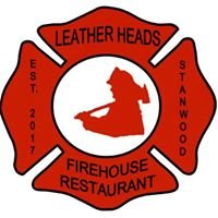 Leather heads Firehouse restaurant