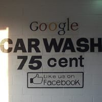 CAR WASH 75 Cent Self Service