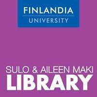 Sulo and Aileen Maki Library Finlandia University