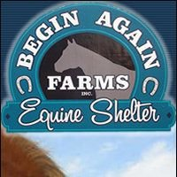 Begin Again Farms, Inc. Equine Shelter