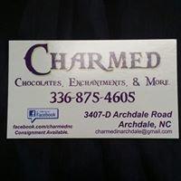 Charmed, Chocolates & Enchantments