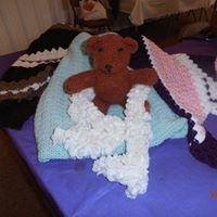 Knit Wits_Troy's Prayer Shawls and Caring Covers