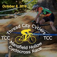 Thread City Cyclers Mansfield Hollow Cyclocross Race