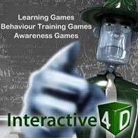 Interactive 4 D