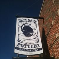 Blue Sage Pottery and Art Gallery
