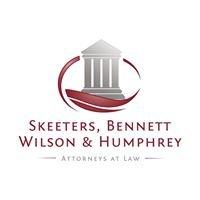 Skeeters, Bennett, Wilson & Humphrey Attorneys at Law